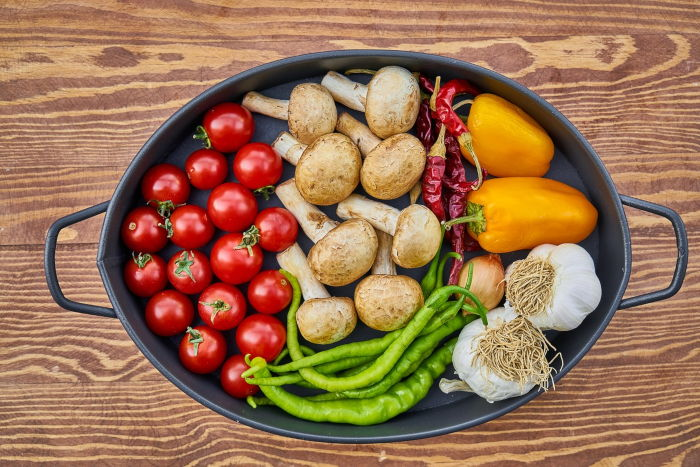Ökologisch, bio, lecker! Lebensmittel aus biologischem Anbau.
